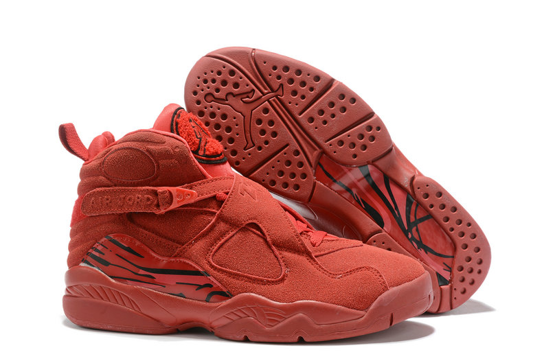 Where To Buy Cheap Wholesale Nike Air Jordan 8 Valentines Day Red AQ2449-614 - www.wholesaleflyknit.com