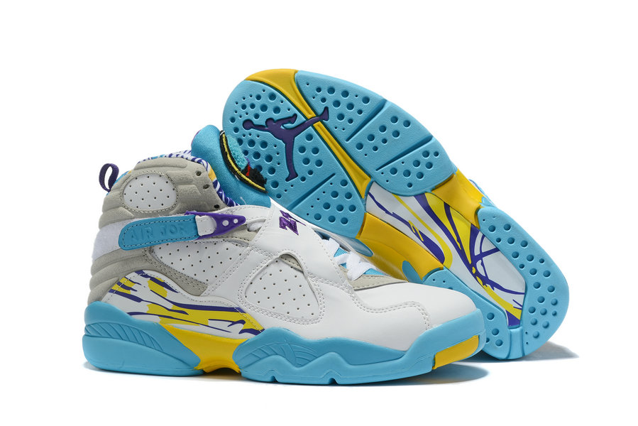 Where To Buy Cheap Wholesale Nike Air Jordan 8 White Aqua White Varsity Red - Bright Concord CI1236-100 - www.wholesaleflyknit.com