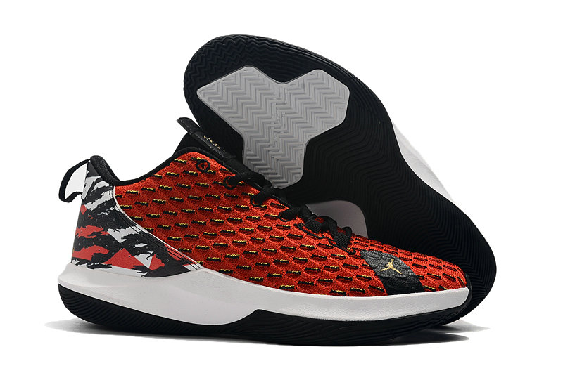 Where To Buy Wholesale Cheap Nike Air Jordan CP3.XII Red Black White - www.wholesaleflyknit.com