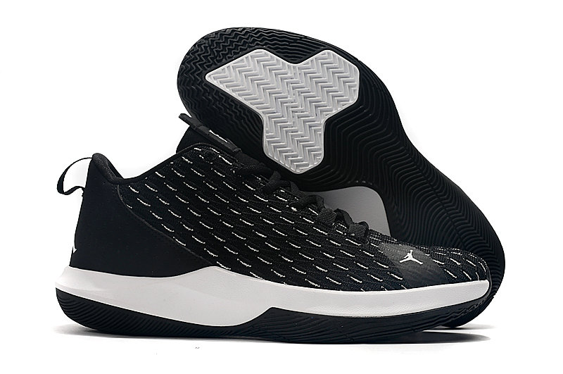 Where To Buy Wholesale Cheap Nike Air Jordan CP3.XII White Black - www.wholesaleflyknit.com