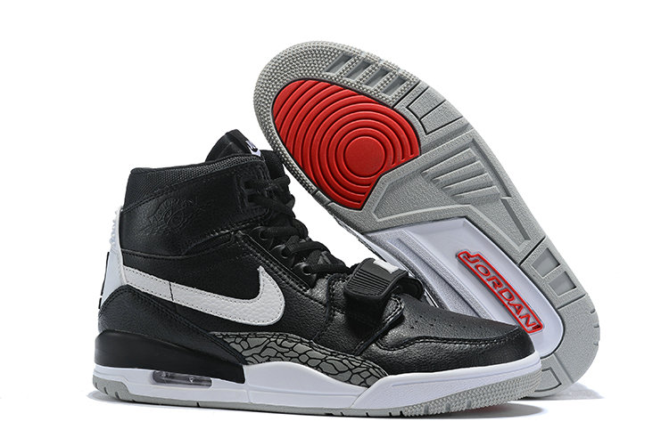 Where To Buy Wholesale Cheap Nike Air Jordan Legacy 312 Black Varsity Red-Black-Cement Grey - www.wholesaleflyknit.com