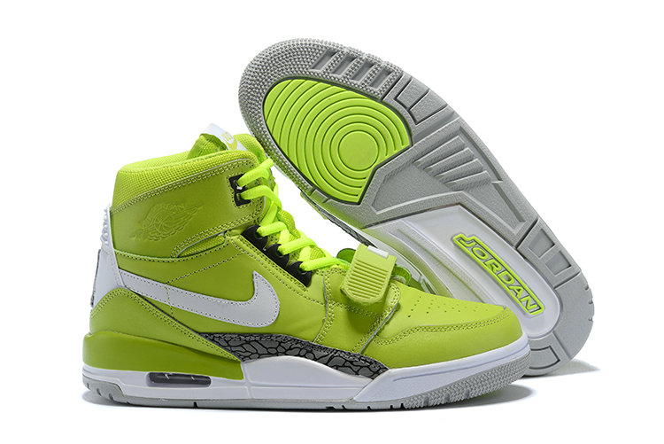 Where To Buy Wholesale Cheap Nike Air Jordan Legacy 312 Ghost Green Ghost Green White-Tech Grey AQ4160-301 - www.wholesaleflyknit.com