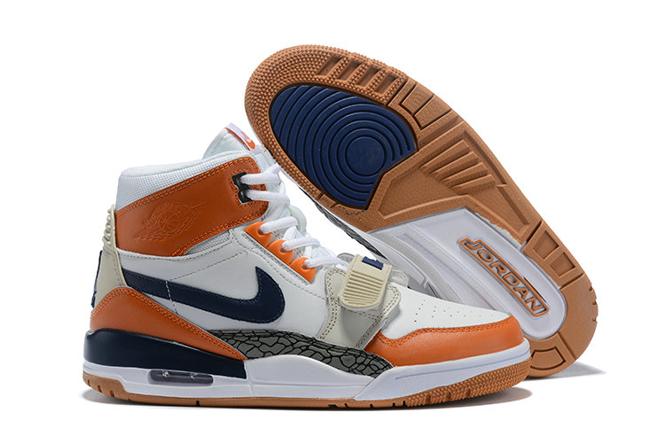 Where To Buy Wholesale Cheap Nike Air Jordan Legacy 312 NRG Medicine Ball White Midnight Navy Ginger AQ4160-140 - www.wholesaleflyknit.com