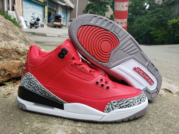 Where To Buy Cheap Wholesale Nike Air Jordans 3 Chicago All-Star Varsity Red CK5692-600 - www.wholesaleflyknit.com
