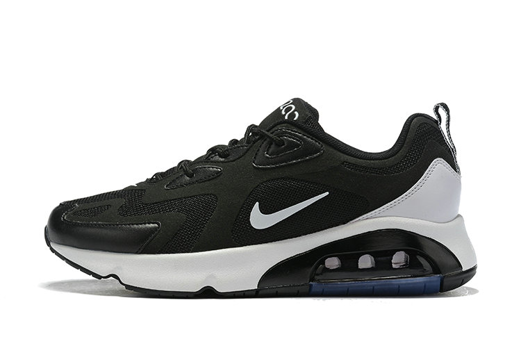 Where To Buy Wholesale Cheap Nike Air Max 200 White Black - www.wholesaleflyknit.com