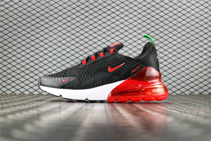 Where To Buy Wholesale Cheap Nike Air Max 270 Flyknit AH8050-113 FIFA World Cup Portugals Core Black Red Green White AH8050 113 - www.wholesaleflyknit.com