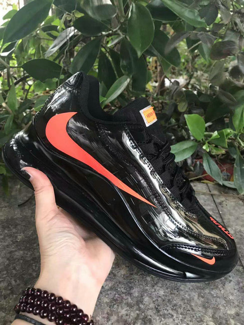 Where To Buy Cheap Wholesale Nike Air Max 720-95 Heron Preston By You Black Red - www.wholesaleflyknit.com