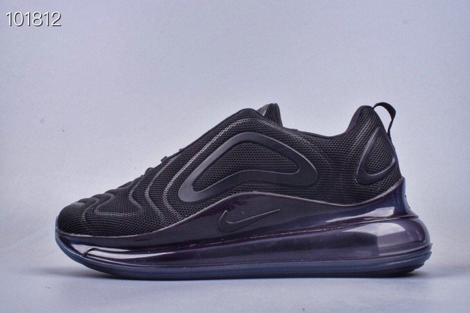 Where To Buy Cheap Wholesale Nike Air Max 720 Silver-Black AO2924-001 - www.wholesaleflyknit.com