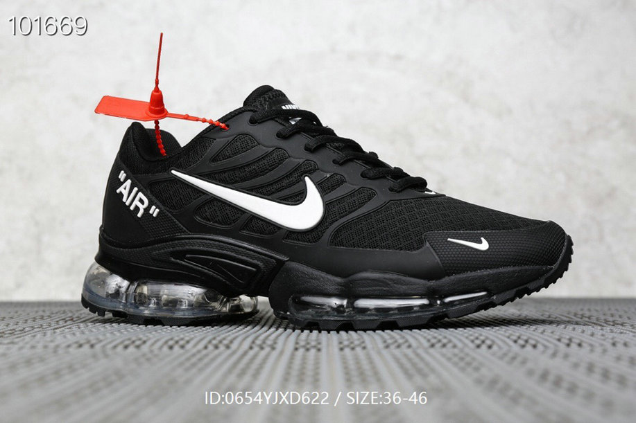 Where To Buy Wholesale Cheap Nike Air Max TN Plus x OFF-WHITE Black White - www.wholesaleflyknit.com