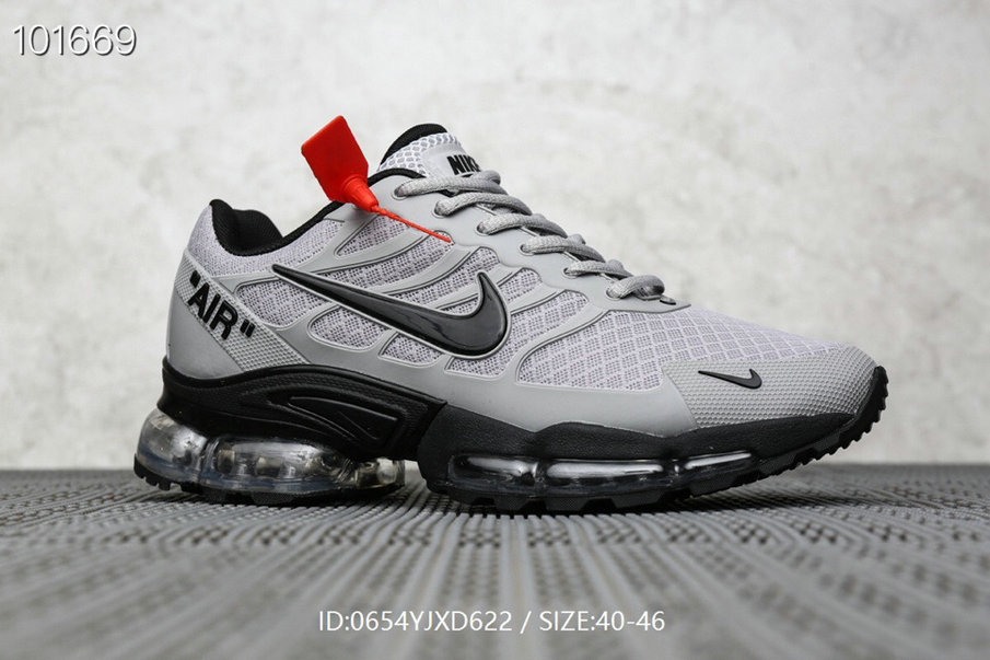 Where To Buy Wholesale Cheap Nike Air Max TN Plus x OFF-WHITE Cool Grey Black - www.wholesaleflyknit.com