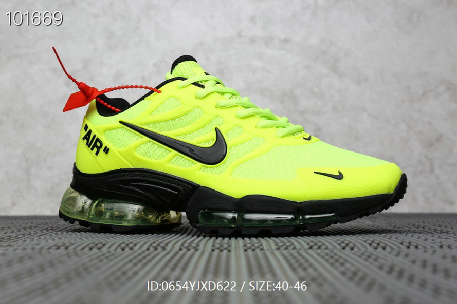 Where To Buy Wholesale Cheap Nike Air Max TN Plus x OFF-WHITE Fluorescent Green Black - www.wholesaleflyknit.com