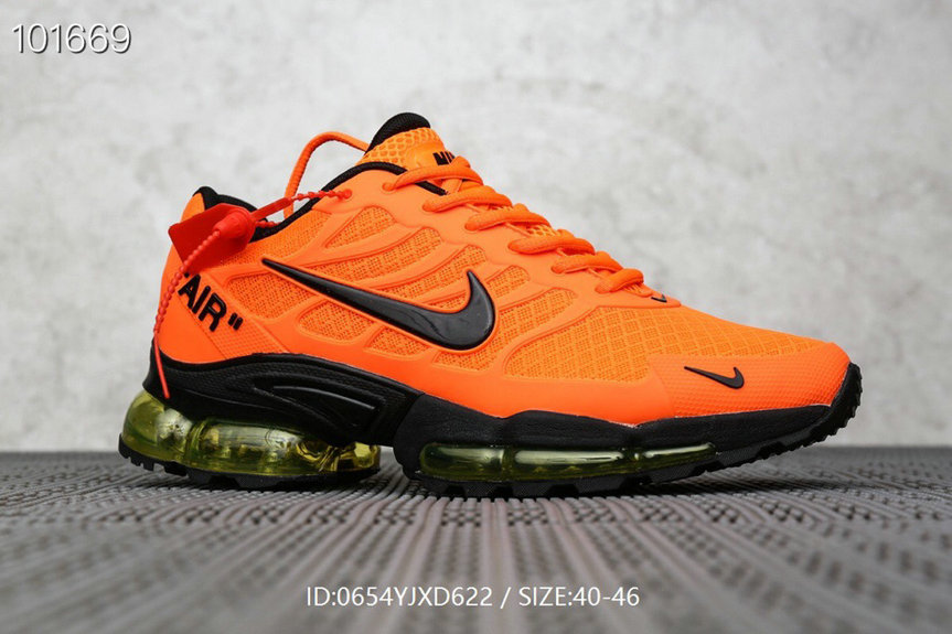 Where To Buy Wholesale Cheap Nike Air Max TN Plus x OFF-WHITE Orange Black - www.wholesaleflyknit.com