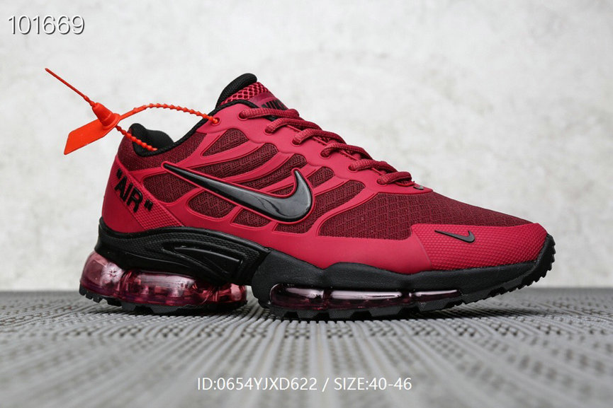 Where To Buy Wholesale Cheap Nike Air Max TN Plus x OFF-WHITE Wine Red Black - www.wholesaleflyknit.com