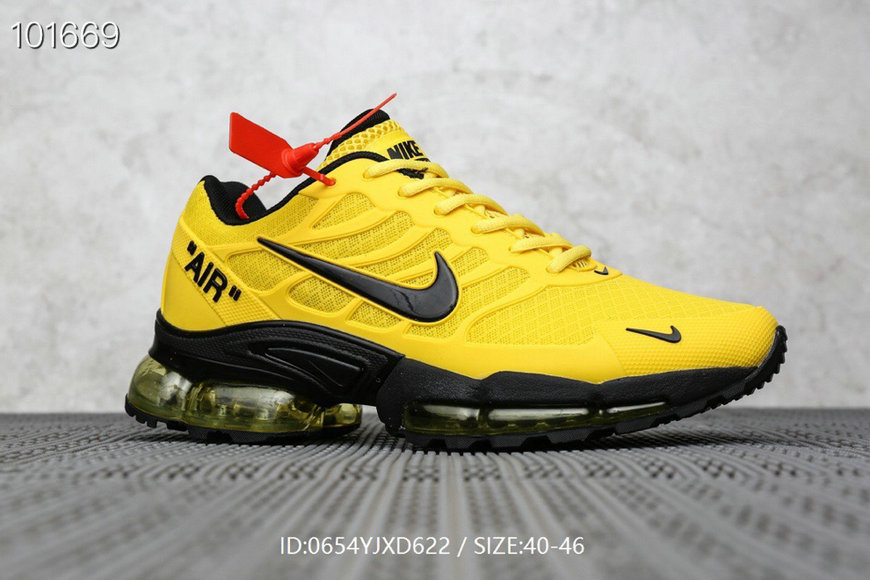 Where To Buy Wholesale Cheap Nike Air Max TN Plus x OFF-WHITE Yellow Black - www.wholesaleflyknit.com