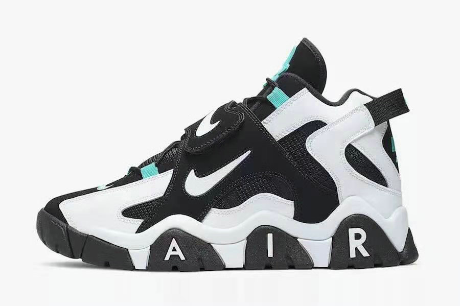 Where To Buy Cheap Wholesale Nike Air More Uptempo White Black Aqua - www.wholesaleflyknit.com