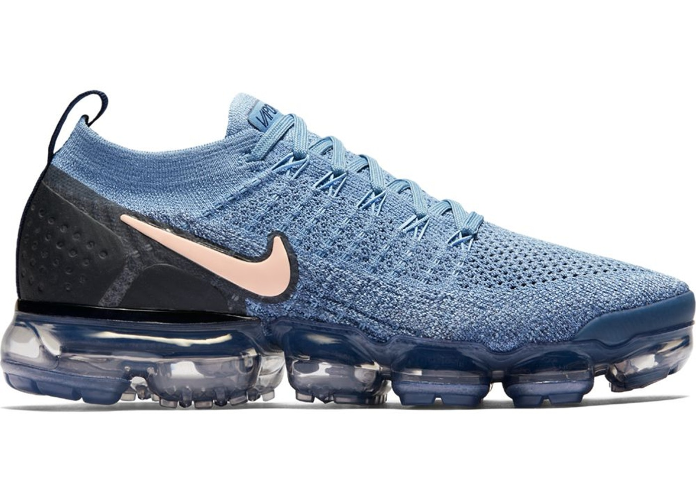Where To Buy Wholesale Cheap Nike Air VaporMax 2.0 Work Blue Diffused Blue-Blackened Blue-Crimson Tint 942843-401 - www.wholesaleflyknit.com