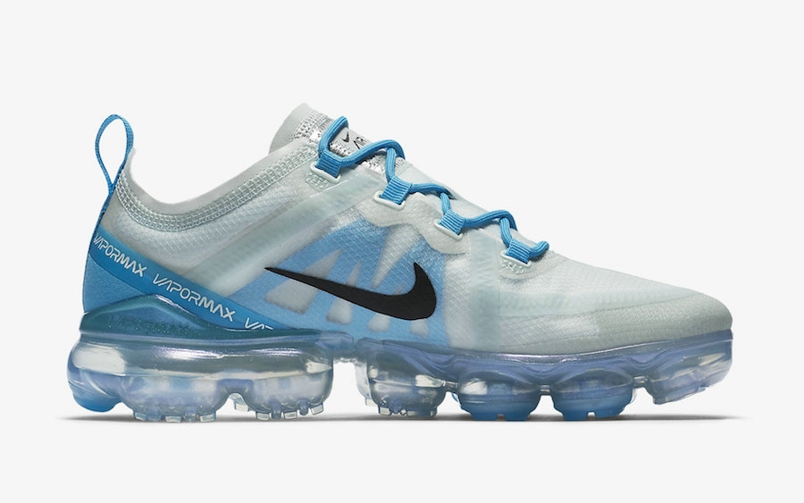 Where To Buy Cheap Wholesale Nike Air VaporMax 2019 Barely Grey Black AR6632-003 - www.wholesaleflyknit.com