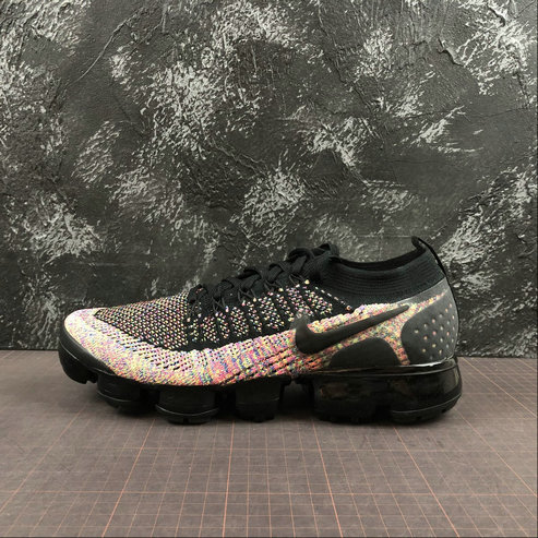 Where To Buy Cheap Wholesale Nike Air Vapormax Flyknit 2.0 Black Racer Pink Noir Rose Coureur 942842-017 - www.wholesaleflyknit.com
