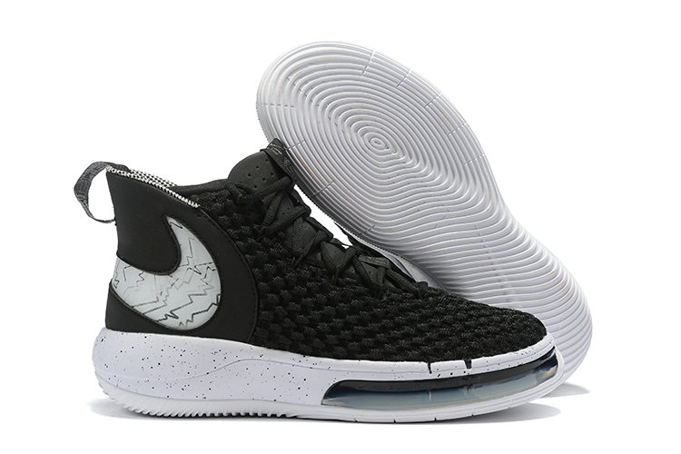 Where To Buy Cheap Wholesale Nike AlphaDunk White Black - www.wholesaleflyknit.com