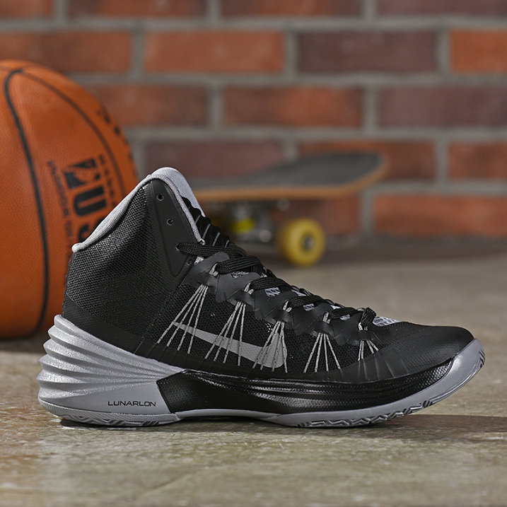Where To Buy Cheap Wholesale Nike Hyperdunk Black Cool Grey - www.wholesaleflyknit.com