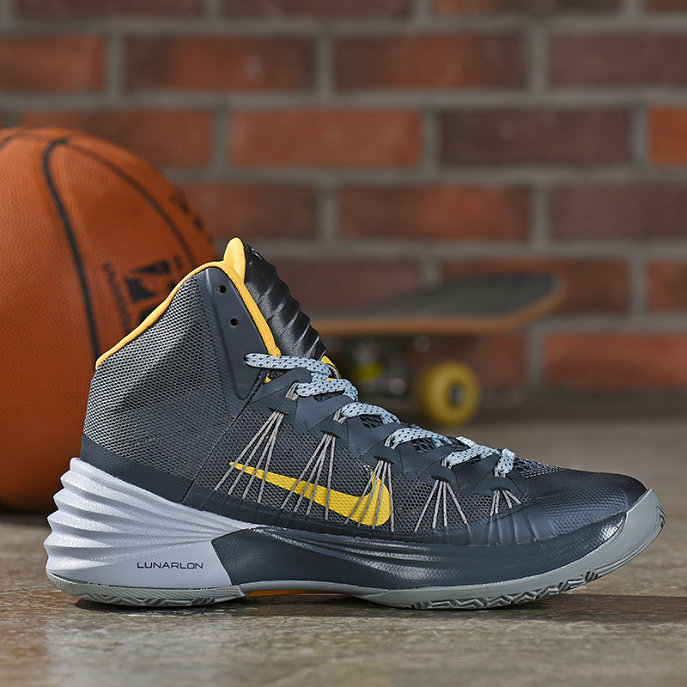 Where To Buy Cheap Wholesale Nike Hyperdunk Dark Green Yellow - www.wholesaleflyknit.com