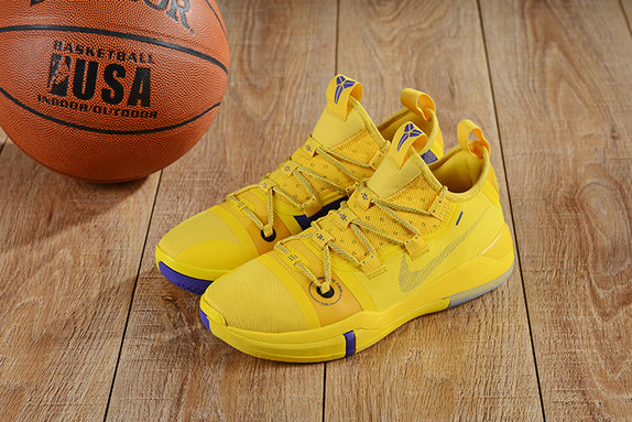 Where To Buy Cheap Wholesale Nike Kobe A.D Amarillo Court Purple-Black AR5515-700 - www.wholesaleflyknit.com