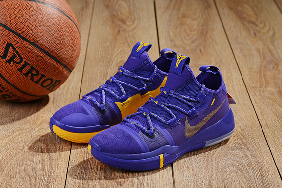 Where To Buy Cheap Wholesale Nike Kobe A.D Lakers Pack - www.wholesaleflyknit.com