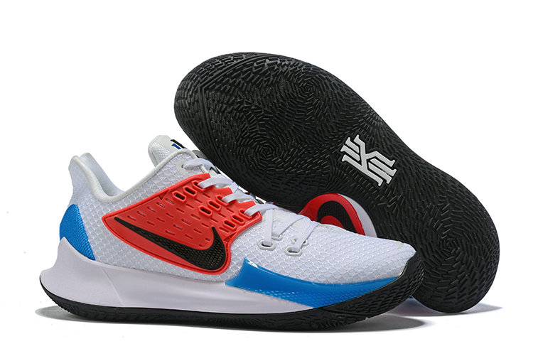 Where To Buy Cheap Wholesale Nike Kyrie 2 Low Red Black White Blue - www.wholesaleflyknit.com