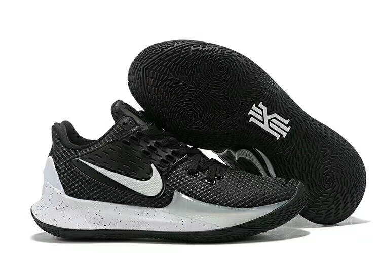 Where To Buy Cheap Wholesale Nike Kyrie 2 Low White Grey Black - www.wholesaleflyknit.com