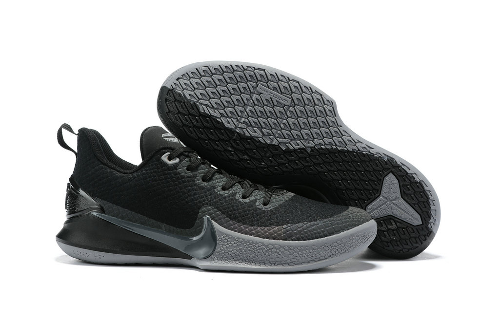 Where To Buy Cheap Wholesale Nike Mamba Focus Black Wolf Grey - www.wholesaleflyknit.com