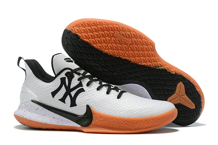 Where To Buy Cheap Wholesale Nike Mamba Focus Gold White Black - www.wholesaleflyknit.com