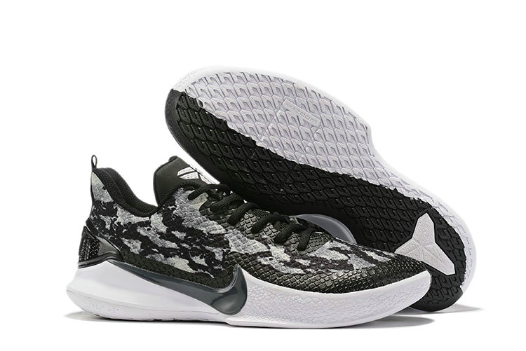 Where To Buy Cheap Wholesale Nike Mamba Focus Grey Black White - www.wholesaleflyknit.com