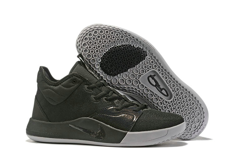 Where To Buy Cheap Wholesale Nike PG 3 Black Cement - www.wholesaleflyknit.com