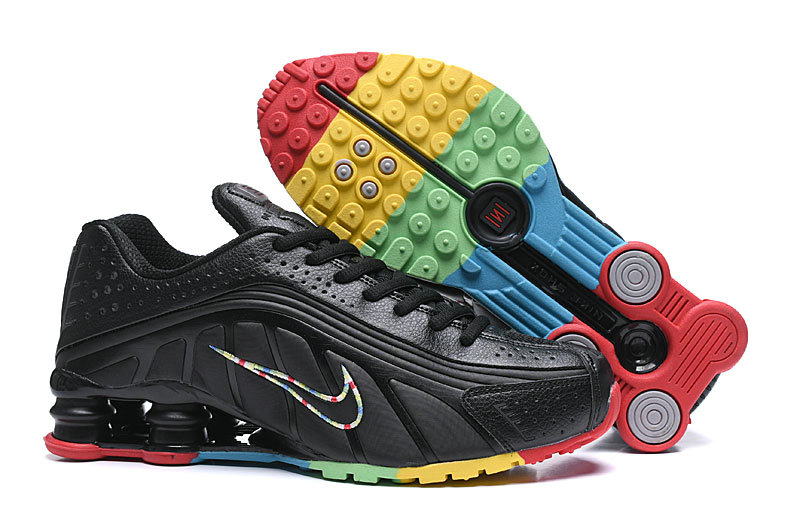 Where To Buy Wholesale Cheap Nike Shox R4 Black Colorful - www.wholesaleflyknit.com