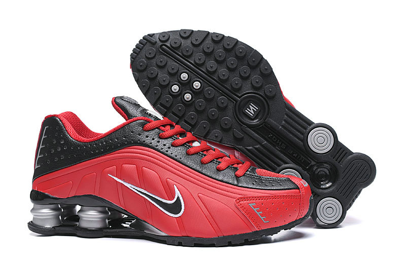 Where To Buy Wholesale Cheap Nike Shox R4 China Red Black - www.wholesaleflyknit.com