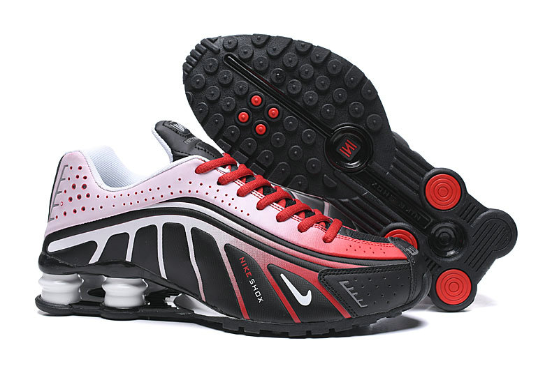 Where To Buy Wholesale Cheap Nike Shox R4 Pink Red Black - www.wholesaleflyknit.com