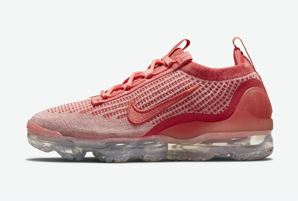 Where To Buy Cheap Wholesale Nike Vapormax Flyknit 2021 Full Red Finish DC4112-800 - www.wholesaleflyknit.com