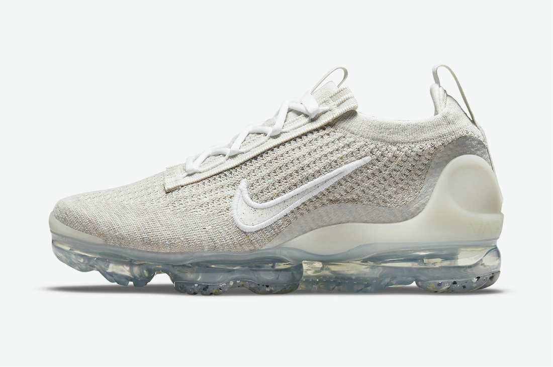 Where To Buy Cheap Wholesale Nike Vapormax Flyknit 2021 Pure Platinum DC4112-100 - www.wholesaleflyknit.com