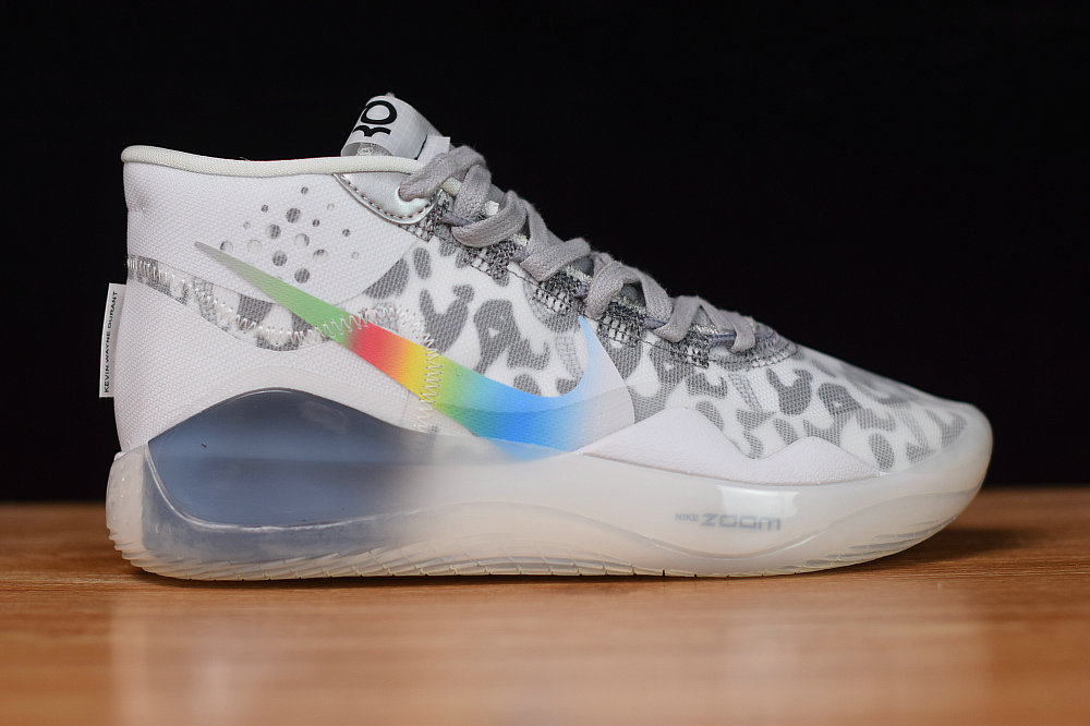 Where To Buy Cheap Wholesale Nike Zoom KD 12 EP Colours AR4230-106 - www.wholesaleflyknit.com