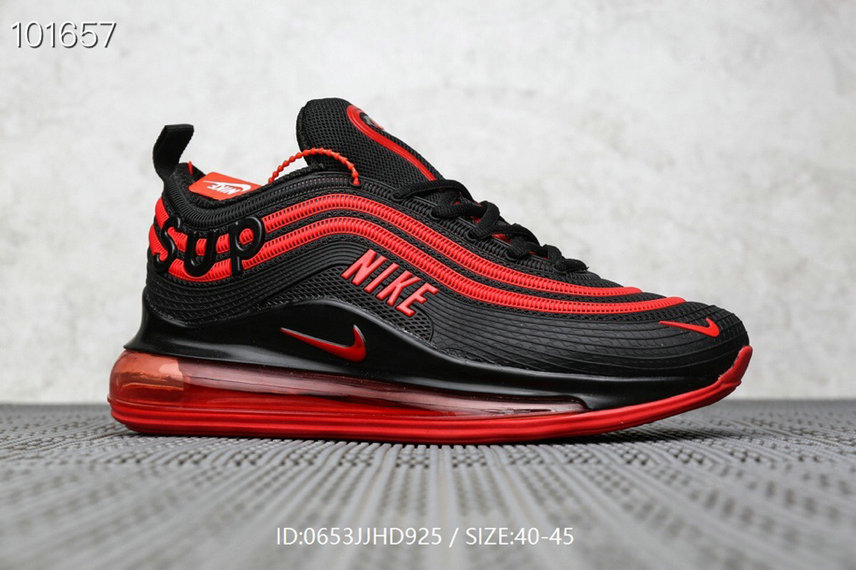 Where To Buy Wholesale Cheap Supreme x Nike Air Max 97 True Red Black - www.wholesaleflyknit.com