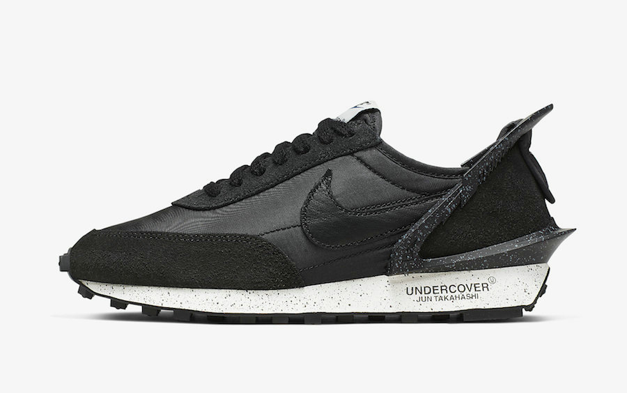 Where To Buy Cheap Wholesale Undercover x Nike Daybreak Black Sail CJ3295-001 - www.wholesaleflyknit.com
