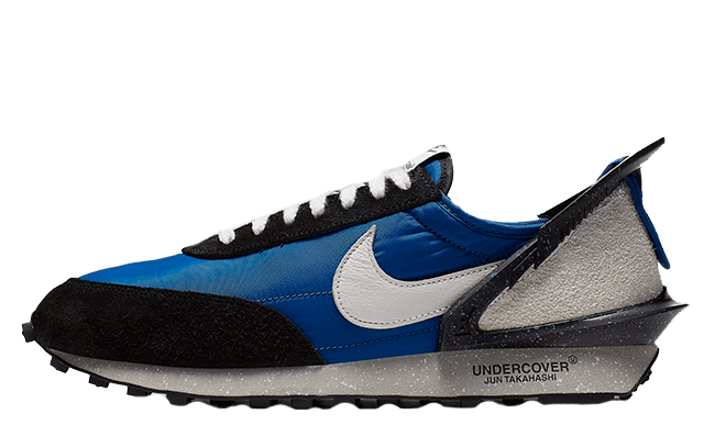 Where To Buy Cheap Wholesale Undercover x Nike Daybreak Blue Black BV4594-400 - www.wholesaleflyknit.com