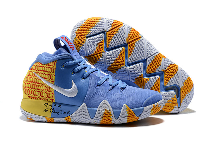 ace77be95a9c Cheap Wholesale Where To Buy Nike Kyrie 4 London PE AR6189-500 - www.