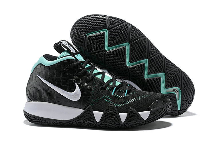 Cheap Wholesale Where To Buy Nike Kyrie 4 Tiffany AA2897-390 Tropical Twist Metallic Silver-White-Gold - www.wholesaleflyknit.com