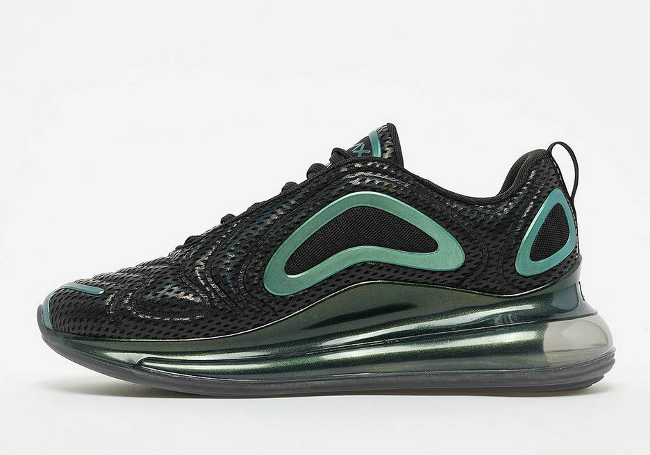 Where To Buy Cheap Wholesale The Nike Air Max 720 Throwback Future Black-Metallic Silver AO2924-003 - www.wholesaleflyknit.com