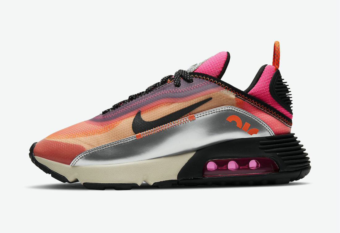 Where To Buy Womens 2021 Cheapest Where To Buy 2021 Cheapest 3M Nike Air Max 2090 Orange Pink CW8611-800 - www.wholesaleflyknit.com