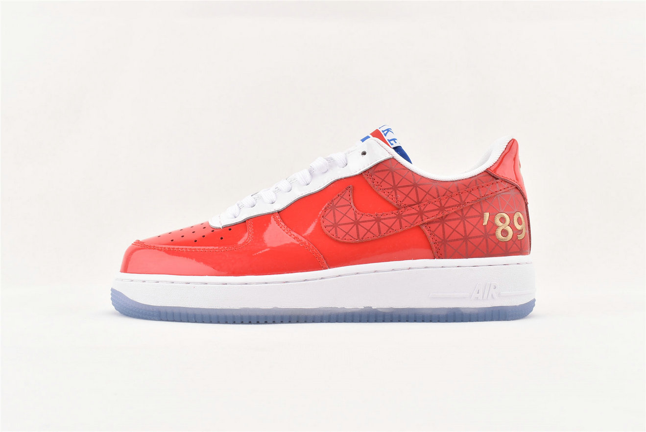 Where To Buy Wholesale Cheap Womens Nike Air Force 1 Low 1989 NBA Finals CI9882-600 - www.wholesaleflyknit.com