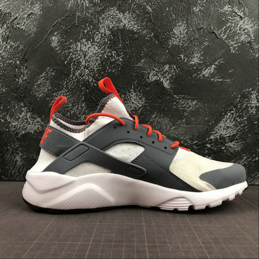 Where To Buy Cheap Wholesale Womens Nike Air Huarache Run Ultra Gray Pure Platinum Anthracite Gris 847567-015 - www.wholesaleflyknit.com