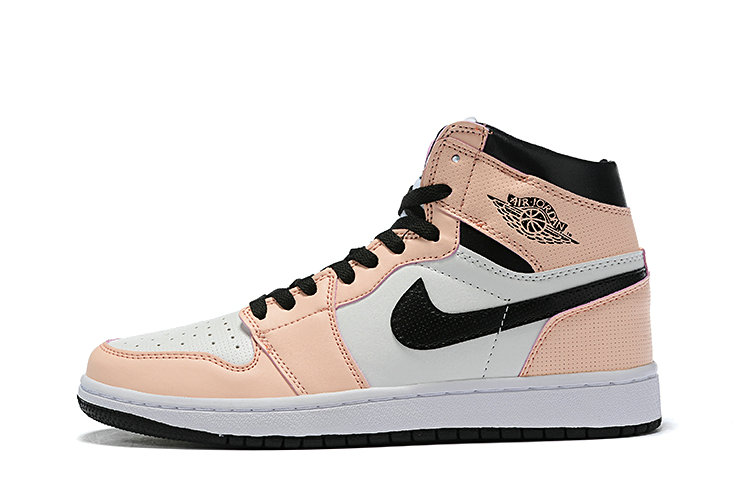 Where To Buy Cheap Wholesale Womens Nike Air Jordan 1 Retro High OG Mismatch Perforated Teal and Pink - www.wholesaleflyknit.com