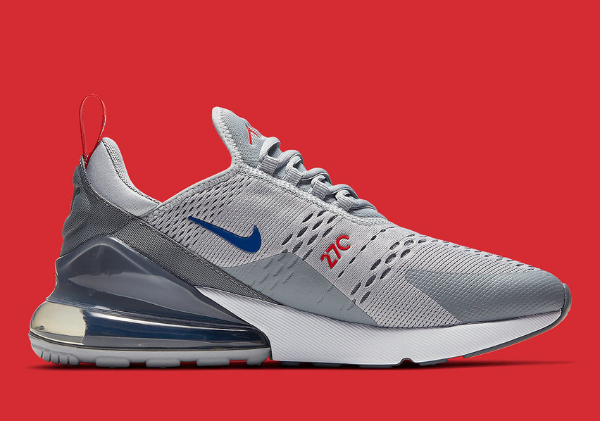 Where To Buy Cheap Wholesale Womens Nike Air Max 270 Wolf Grey Game Royal-Cool Grey-University Red CD7338-001 - www.wholesaleflyknit.com